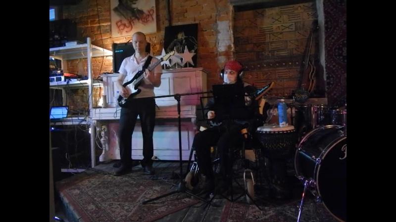 Концерт тяжело больного Рок музыканта в Перми 02 Не сердись