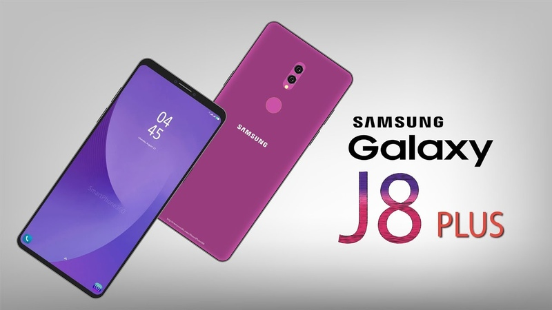 Samsung Galaxy J8 Plus (2018) First Look, Four Cameras, Infinity Display, Specs, CONCEPTS!