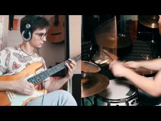 """L-drummer & os-bass - """"hurry up!"""""""