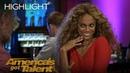 Simon Cowell Sabotages Tyra Banks' Blind Dates, Hilarity Ensues - America's Got Talent 2018