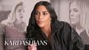 Kim Kardashian Is Concerned About Khloe's Troubled Relationship KUWTK E