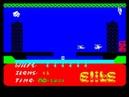 Kokotoni Wilf, Прохождение, ZX Spectrum