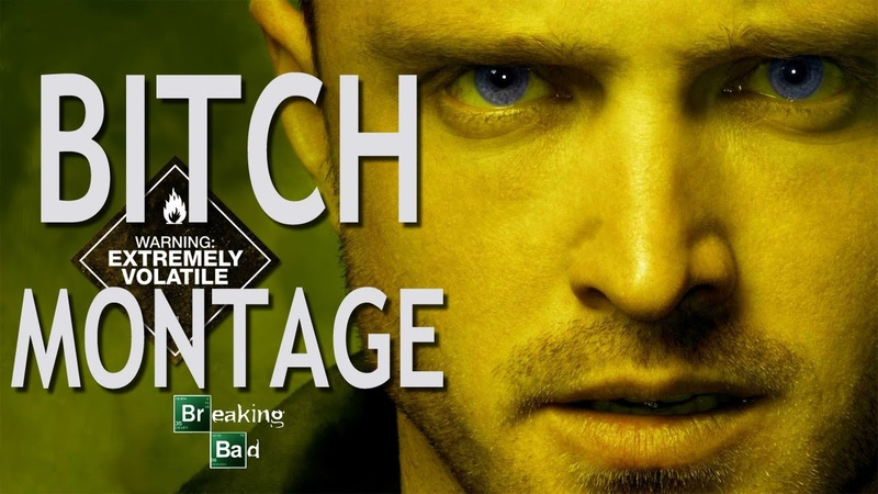 Complete Jesse Pinkman BITCH Montage Breaking Bad Seasons 1 5