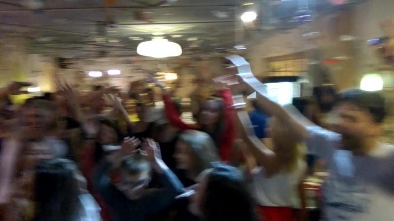 Vector Five в Арт-кафе Ауровилль