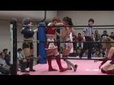Ito Respect-gun (Maki Ito & Mizuki) & Yuka Sakazaki vs. Miu, Nodoka Tenma & Yuki Aino - TJP How Do You Like Itabashi?