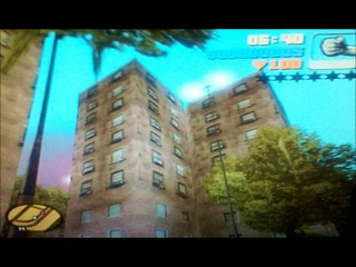 GTA III - Hepburn Heights Building Theme