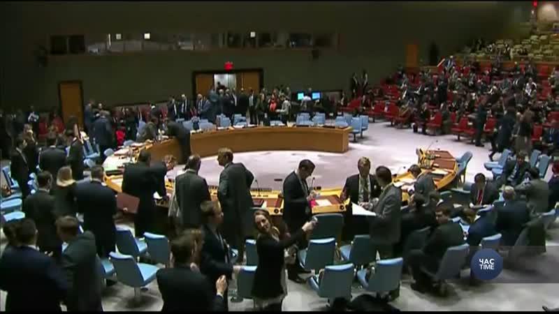 Перед засіданням Ради Безпеки ООН, в інтерв'ю американським журналістам, посол України при ООН YelchenkoUN висловив припущення,