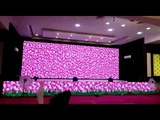 20018 3D LED Wall Mapping Stage Decoration Reception Wedding Marriage 8122540589 7010266504