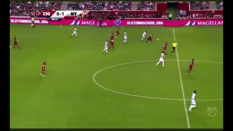 This is why Tyler Adams is so fun to watch. He just blows past Schweinsteiger and the rest of the Fire on this play CHIvsNY USMN