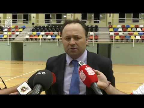 Fede Vidal: Hemos mejorado algunos aspectos del primer partido