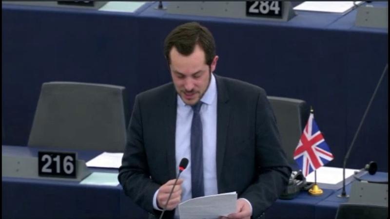 Intervention de Nicolas Bay lors du débat avec le Président de la République de Chypre