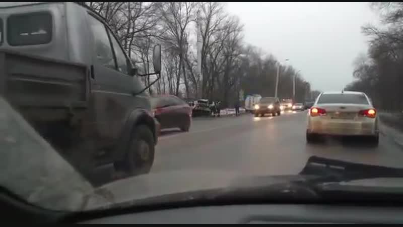 Смертельное ДТП в Таганроге