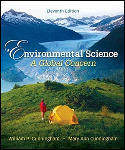 Environmental Science: A Global Concern, 11th Edition