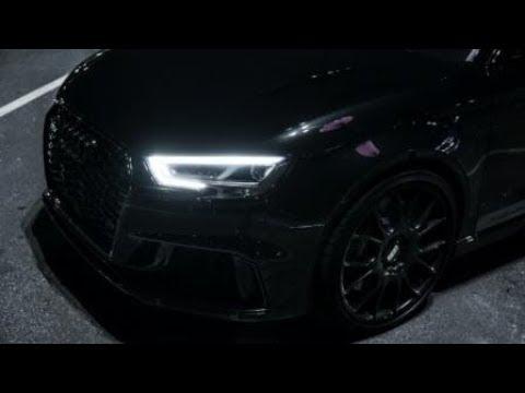 BLACK RONIN | TIME ATTACK | AUDI RS3 660HP | MG PREMIUM X GO HARDER