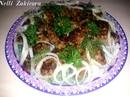 Люля-кебаб в духовке