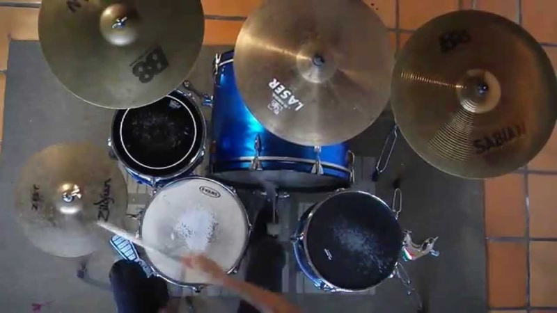 Architects - Youth Is Wasted On The Young Drum Cover