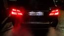 Выхлоп на Mercedes ML63 AMG
