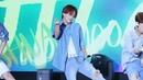 180723 세븐틴(SEVENTEEN) 정한(Jeonghan) - 어쩌나 (OH MY!) [2018 USF] 4K 직캠 by 비몽