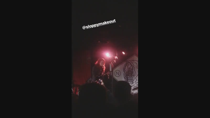 Smrtdeath - drug scars (live in Sacramento 08.12.2018; in Nothing,Nowhere. Tour)