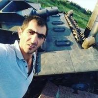 Анкета Григор Арутюнян