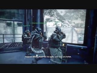 [SCORPIONxPRx] Killzone 3 Beta - Operations All Cutscene (Frozen Dam) [HD]