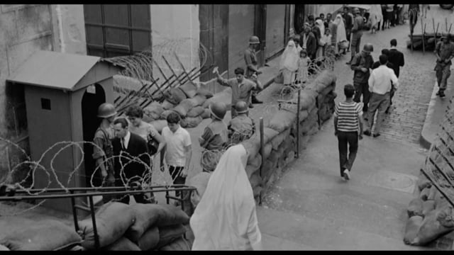 Mira Nair on THE BATTLE OF ALGIERS