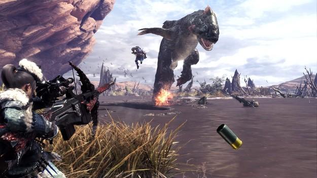 Monster Hunter: World предлагают совершенно бесплатно