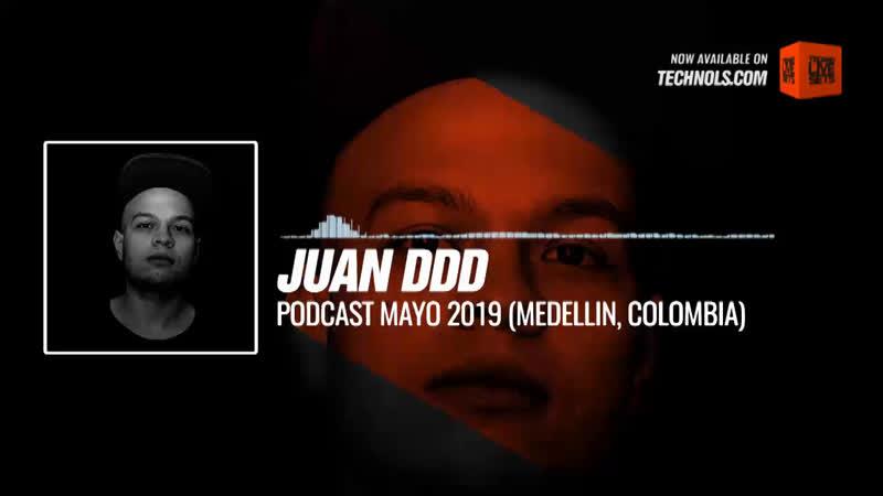 @juanddd1 Podcast Mayo 2019 Medellin Colombia 07 05 2019