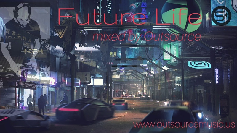 Future Life OutSource Atmospheric Liquid Drum and Bass Mix 2018