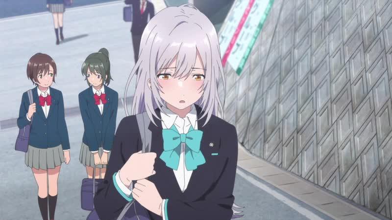 Из завтрашнего дня разноцветного мира/Irozuku Sekai no Ashita kara-3 серия