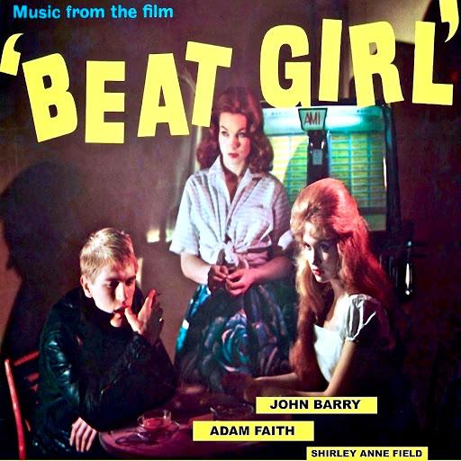 John Barry альбом Beat Girl (Original Soundtrack) (Remastered)