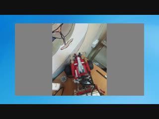 Обучение детей по созданию pоботов