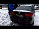 Тротуар у метро Перово VID 20160225 111835