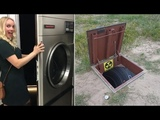 25 Mind Blowing Hidden Rooms and Secret Storage #4