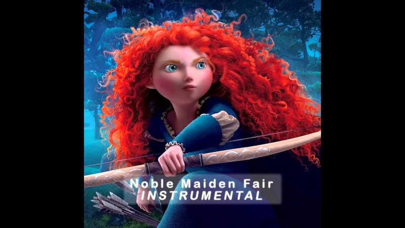 Noble Maiden Fair (Instrumental) - Brave FYC Soundtrack