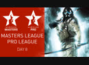 Warface Open Cup Season XIV Masters League Pro League. Day 8