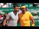 Grigor Dimitrov vs. Rafael Nadal 4-6, 1-6 Monte-Carlo Rolex Masters (SF) 21.04.2