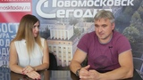 Старший тренер НХК Юрий Кузнецов.