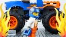 LEGO City Monster Truck Fail STOP MOTION Monster Truck Brick building LEGO City By LEGO Worlds