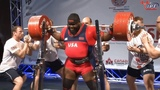 Ray Williams - 1083.5kg2389lbs IPF World Classic Powerlifting Championships 2018