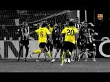 Los mejores goles del Barca vistiendo de amarillo