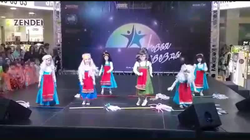 Бабки Ёжки конкурс Новая звезда Тула