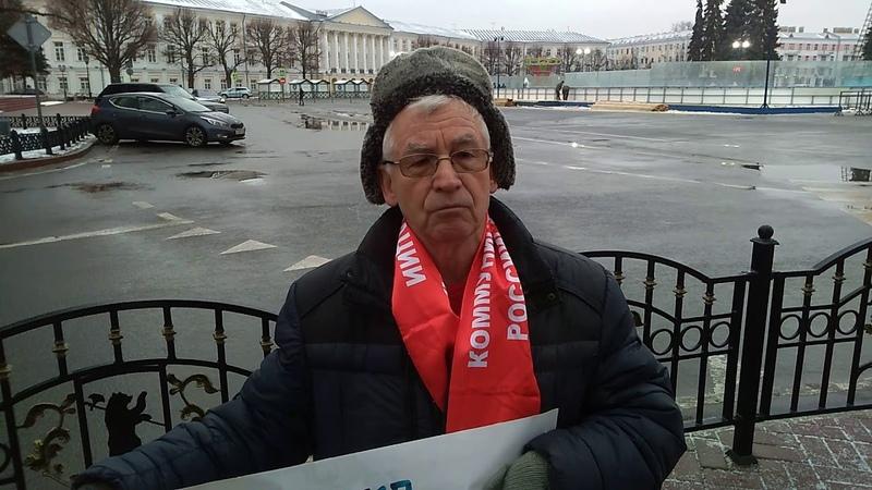 Ярославцы за выборы мэра города избирателями