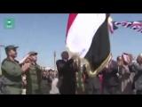 Сирия: ФАН публикует видео из освобожденного города на юго-востоке Даръа