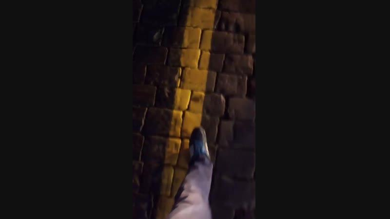 шагаю по Красной площади (03.07.2018)