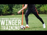 Individual Winger Training Three Individual Training Drills To Become A Better Winger