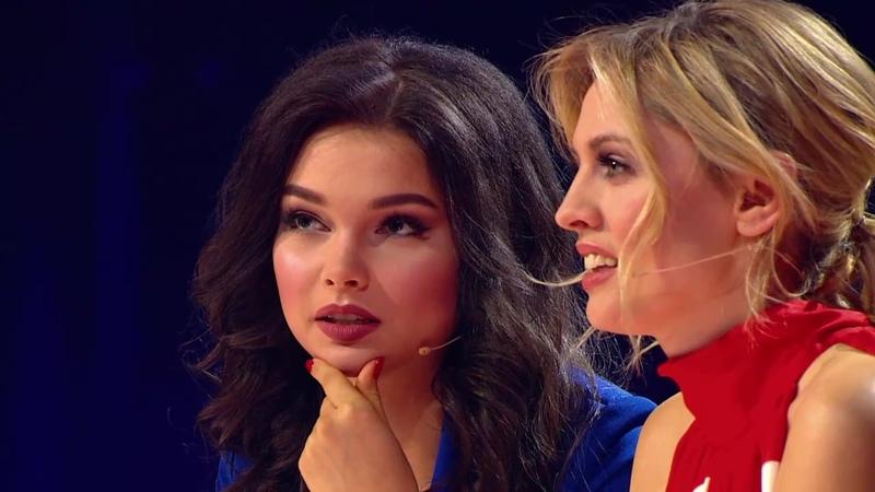 Где логика?: Уливанов-Летучий VS Студилина-Полячихина, 5 сезон, 8 выпуск