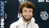 UFC 228: Zabit Magomedsharipov post-fight interview