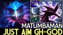 Matumbaman [Spectre] Just Aim GH-God 7.17 Dota 2