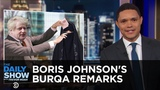 Popular Movies at the Oscars, Boris Johnson's Burqa Remarks &amp Crime-Fighting Cattle The Daily Show